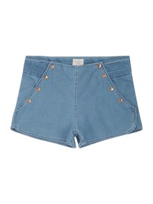Carrement Beau Girls Denim shorts