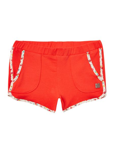 Carrement Beau Girls Shorts with contrasted details