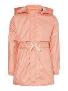 Carrement Beau Girls Coated windbreaker jacket
