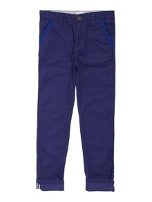 Carrement Beau Boys Twill trousers