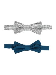 Carrement Beau Boys Set of two bow ties