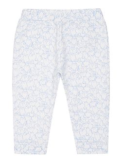 Baby boys All-over printed trousers