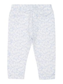 Carrement Beau Baby boys All-over printed trousers