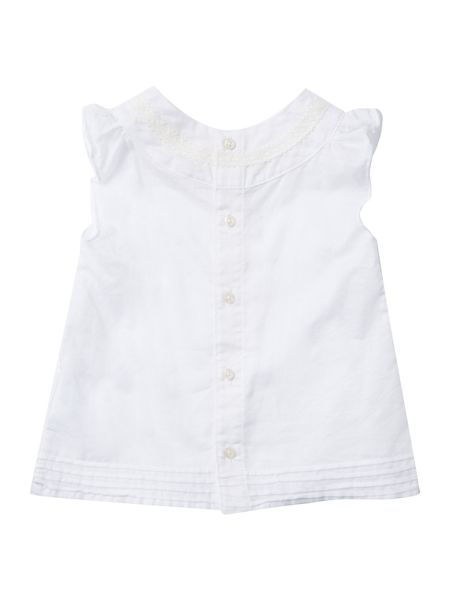 Carrement Beau Baby girls Woven blouse