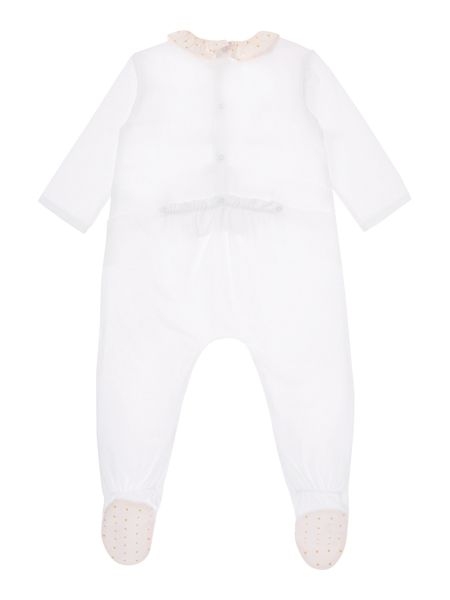 Carrement Beau Baby girls Long sleeved bodysuit