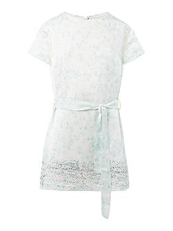 Girls Cotton and silk dress