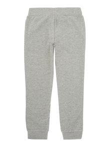 Girls glittery jogging trousers