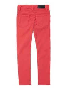 Karl Lagerfeld Girls Slim twill trousers