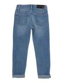 Karl Lagerfeld Girls Denim slim trousers