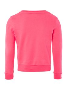 Karl Lagerfeld Girls French terry sweater