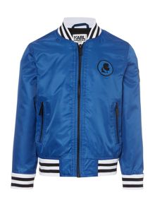 Boys Teddy jacket