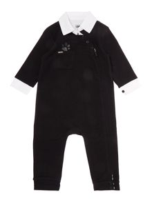 Karl Lagerfeld Baby boys Cosy all-in-one