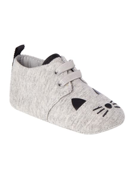 Karl Lagerfeld Babies Shoes with cat patterns