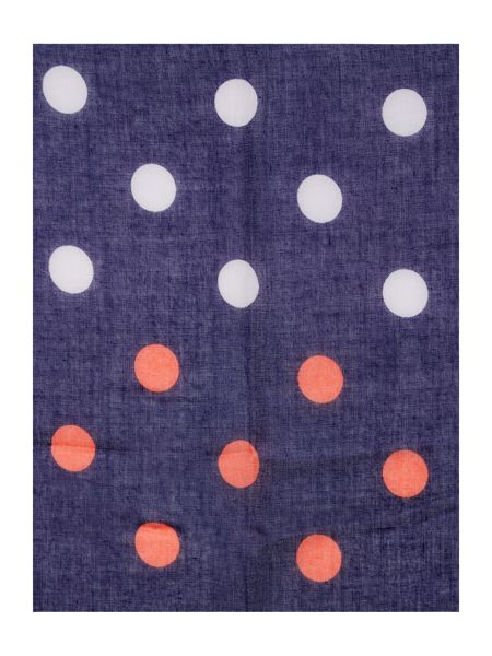 Dickins & Jones Spot Print Scarf