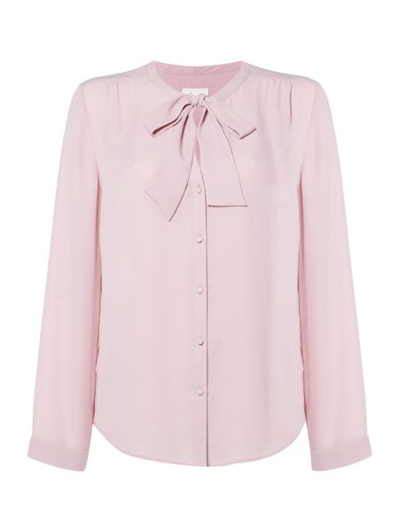 Linea Pussy bow blouse