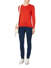 Dickins & Jones Francine French Knot Jumper