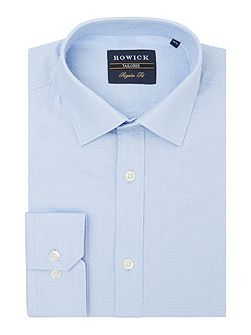Banner classic collar shirt with dobby spot