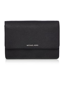 Daniela black cross body bag