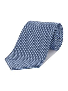 Hugo Boss Textured Geo Tie