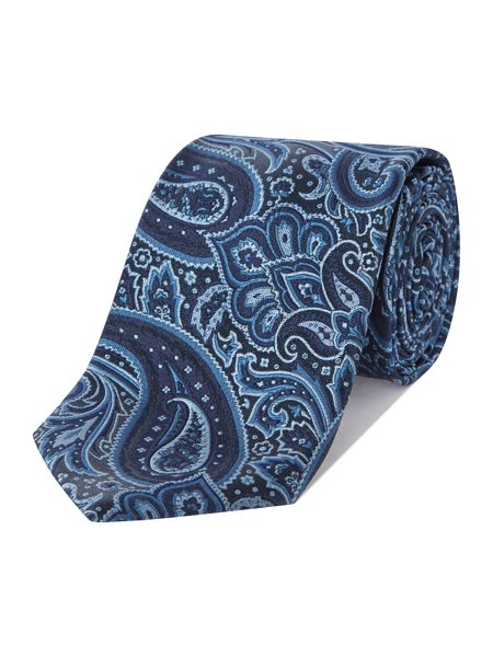 Hugo Boss Large Paisley Tie