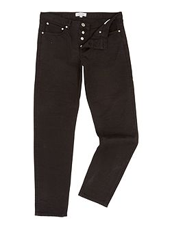 Erik black regular fit jean