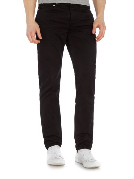 Soulland Erik black regular fit jean
