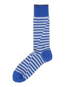 Calvin Klein Broken stripe sock