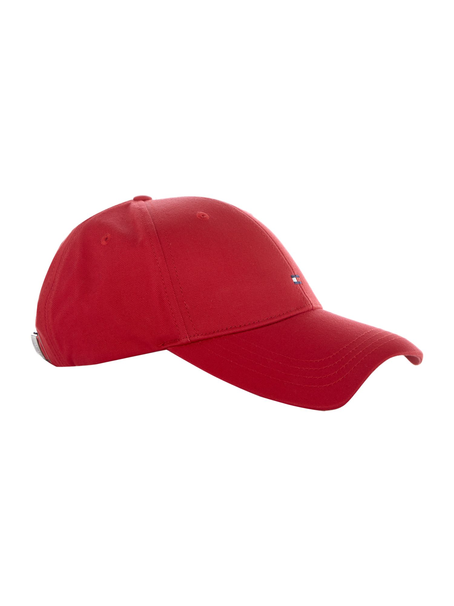 Tommy Hilfiger Basic logo cap Red