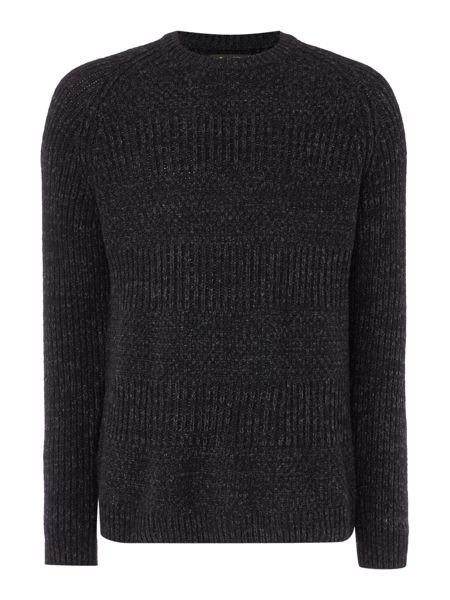 Label Lab Whiston Tonal Mix Knit