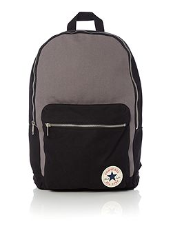 Core plus colour block backpack