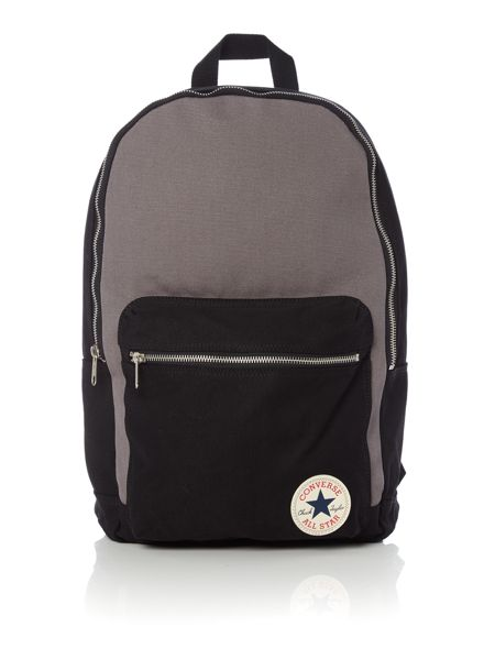 Converse Core plus colour block backpack