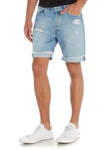 Levi's 501® CT filtered canyon distressed short