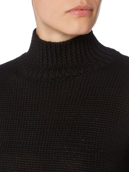 Therapy Hanky Hem Knit Jumper