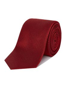 Hugo Textured Solid Tie
