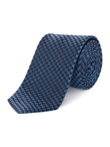 Hugo Textured Chevron Tie