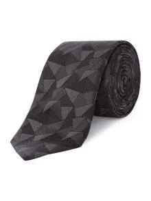 Hugo Abstract Triangle Tie
