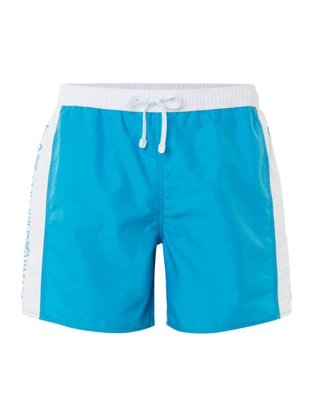 EA7 Swim shorts with side logo