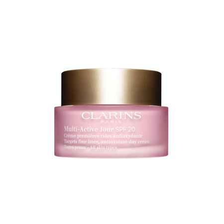 Clarins Multi-Active Day Cream SPF20 -All Skin Types 50ml