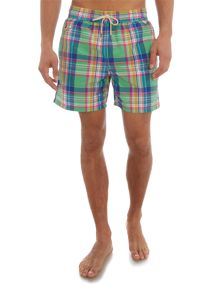 Polo Ralph Lauren Plaid swim shorts