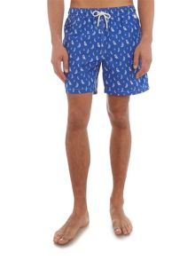 Polo Ralph Lauren Swim shorts with sail boat print