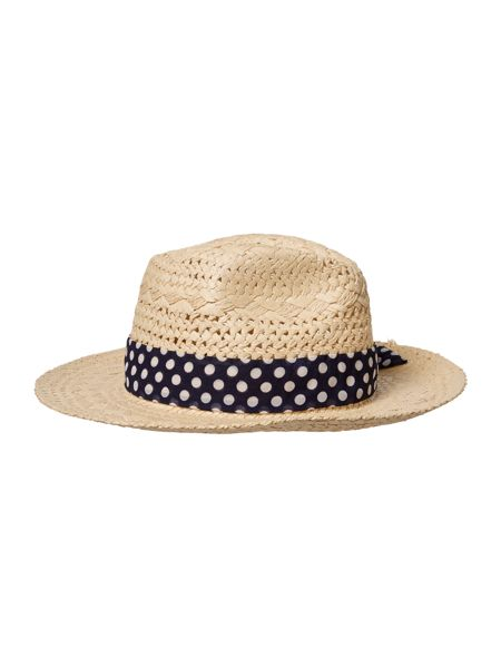 Dickins & Jones Fedora beach hat