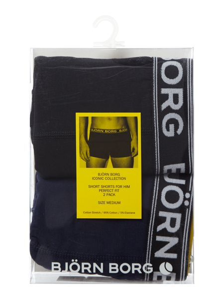 Bjorn Borg Iconic trunk with bold seasonal solid waistband