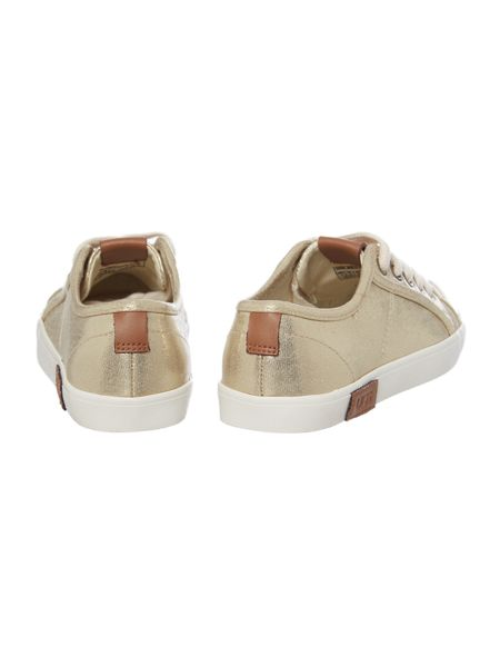 UGG Kids Metallic Trainer