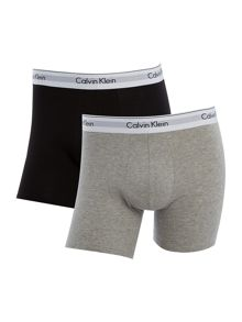 Calvin Klein Modern cotton stretch trunk 2 pack