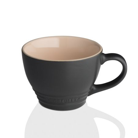 Le Creuset Grand Mug Satin Black