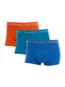 Calvin Klein Solid colour tunk 3 pack