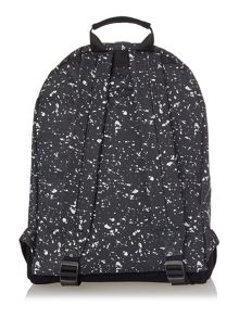 Mi Pac Splattered print backpack