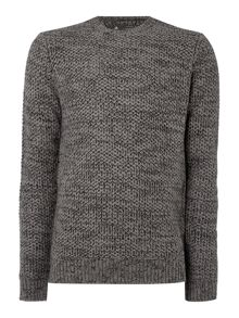 Label Lab Burke Multicoloured Crew Neck Jumper