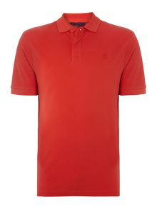 Perry Ellis America Classic Fit Short Sleeve Polo