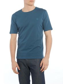 Perry Ellis America Wide Logo Short Sleeve T-shirt